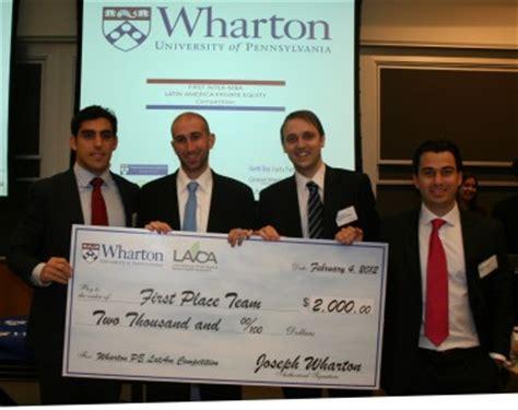 Wharton Equity Mba by A Mba Fracas