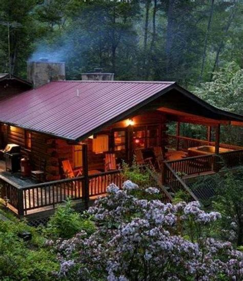 Log Homes With Wrap Around Porches by If You Re Tiny House In On A Piece Of Property Then Adding