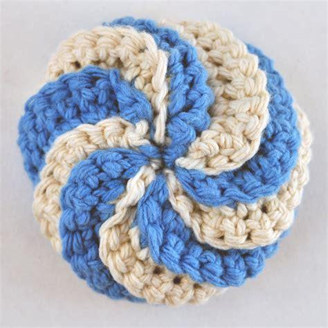 pattern for net scrubbies crochetbeautyshoppe crochet tawashi scrubbies