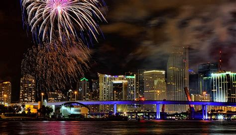 new years 2018 in magic city of miami