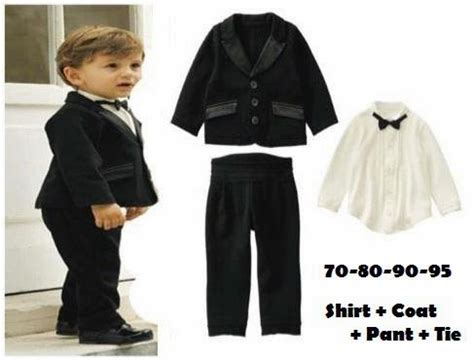 Baju Anak Laki Setelan Baju Pakaian Anak Laki model baju pesta bayi laki laki model baju pesta terbaru