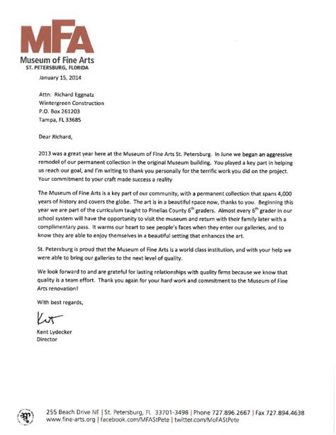 Letter Of Intent Template Construction Construction Letter Of Intent Template Free 10