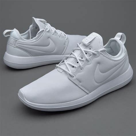 Nike Roshe Run Two White 2017 new nike roshe two womens shoes white