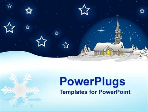 Free Animated Christmas Powerpoint Templates   Template Design