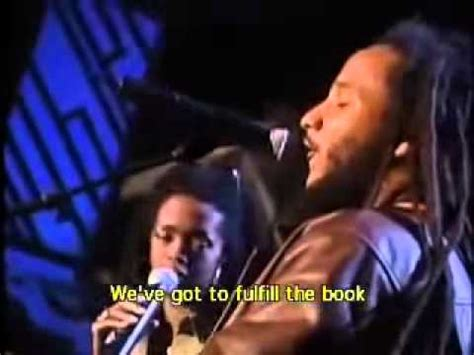 lauryn hill ziggy marley lauryn hill ziggy marley redemption song live youtube