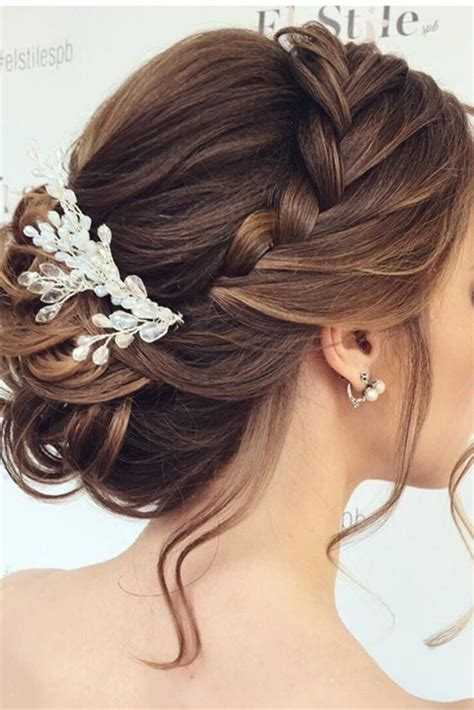 Bridesmaid Hairstyles For Hair by 501 Best Wedding Bridesmaid Hairstyles Images On