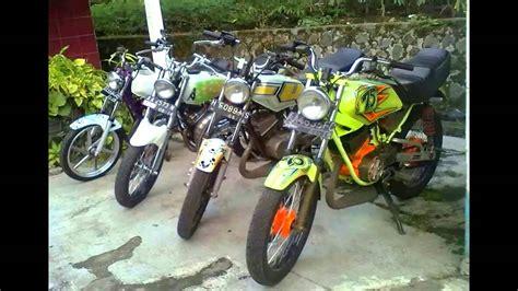 foto modifikasi motor rx king kupang modifikasi yamah nmax