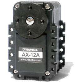 Dynamixel Ax 12a Servomoteur Dynamixel Ax 12a Robotis Fr
