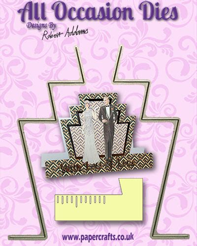 deco card templates free all occasion dies deco shaped card dies and guide
