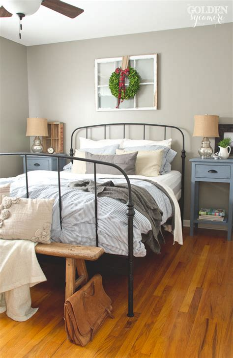bedroom ideas with metal beds new bed in the master bedroom the golden sycamore