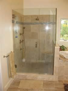 custom tiled walk in shower for the home