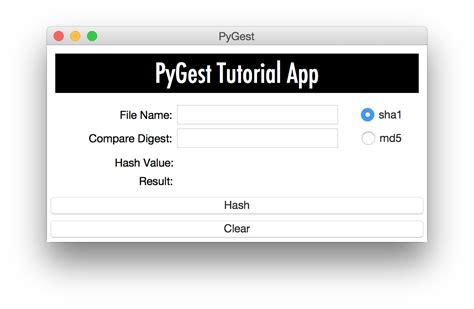 tutorial tkinter python 3 agupieware pygest a python tkinter tutorial conclusion