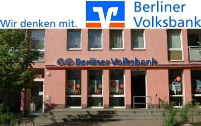 vr bank in berlin r 252 dersdorf bei berlin berliner volksbank filiale r 252 dersdorf