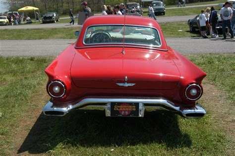 ford specifications 1957 ford thunderbird conceptcarz