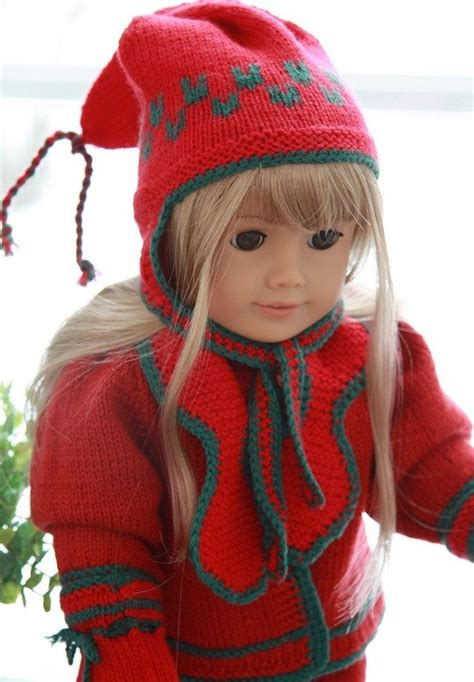 Free Patterns For Dolls Clothes Knitting