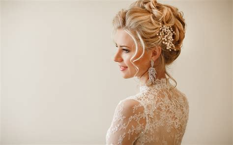 Wedding Hair by Wedding Hair Service Scotland Wedding Makeup The