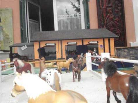 selbstgebauter schleich stall pferdestall f 252 r schleichpferde doovi