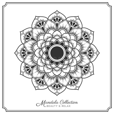 mandala tattoo template image collections templates