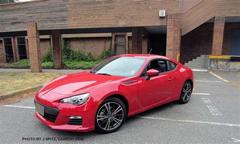 red subaru brz brz 2014 autos post
