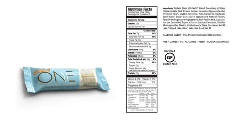 1 protein bar calories iss research oh yeah one bar box of 12 bars 1g of sugar 8