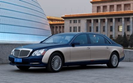 maybach brand   discontinued  news world report