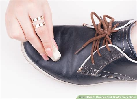 how to get rid of scuff marks on hardwood floors 3 ways to remove scuffs from shoes wikihow
