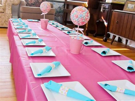 bridal shower table setup 33 beautiful bridal shower decorations ideas table