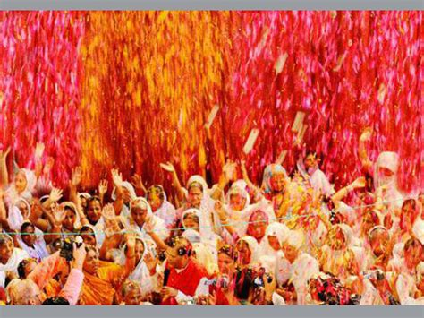 bookmyshow varanasi vrindavan varanasi widows celebrate holi together