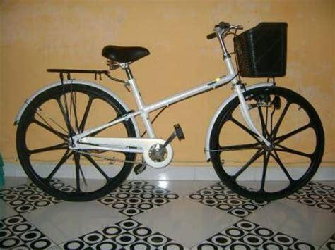 Sepeda Keranjang Jepang sepeda dan aksesoris fella1102010065