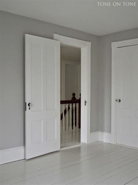 benjamin wickham gray for the walls a soothing mid tone gray paint color the trim is