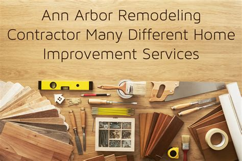 arbor remodeling contractor many different home