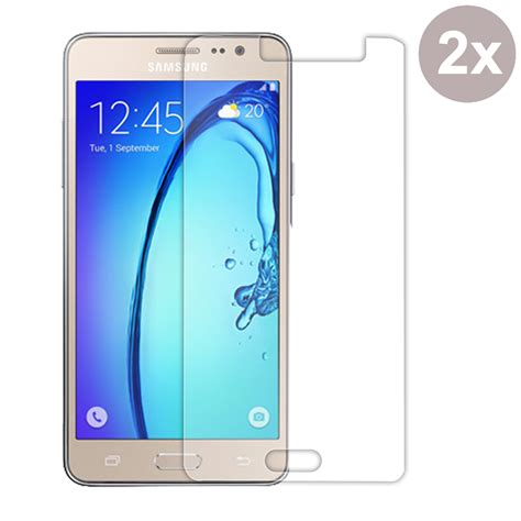 Tempered Glass Bening Samsung On5 samsung galaxy on5 tempered glass screen protector pdair