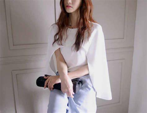 Blous Kerja Simple Wanita blouse putih wanita simple 2016 model terbaru jual murah import kerja