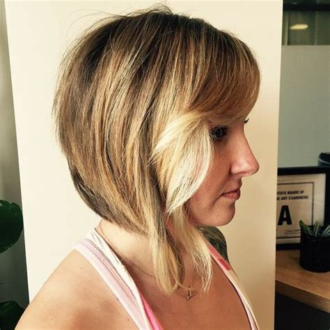 black short hair styles stacked freeze curls flips 22 stylish styles for inverted bobs short haircuts for