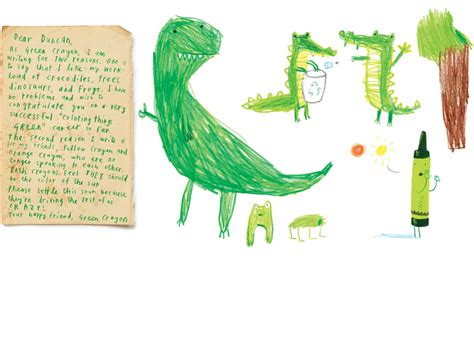 the day the crayons oliver jeffers the day the crayons quit