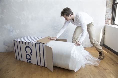24 Hour Mattress Delivery by Sleep Startup Casper Dreams Of Overturning The Mattress