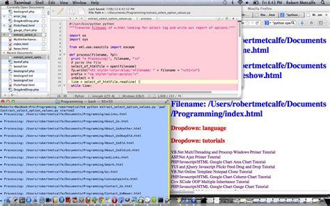 python tutorial greek python processing directory filespec primer tutorial