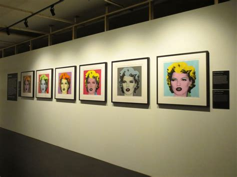 Warhol Vs Banksy Exhibition Features Kate Moss Image by The Of Banksy Michel Contemporary
