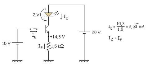 transistor pnp como interruptor curso electronica basica 7 entrega