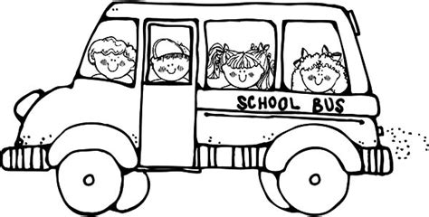coloring page of school bus driver bus driver take student to school coloring pages bus