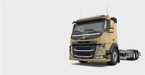 volvo fm  multi purpose specialist volvo trucks