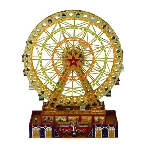 the starburst ferris wheel noria carrusel tipo retro y antiguo juguetes antiguos y retro en versi 243 n actual de