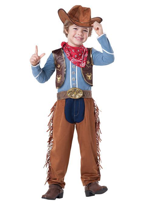 toddler boy costumes toddler boy cowboy costume