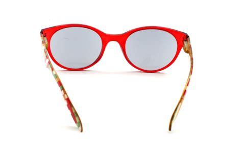 cancun oval frame retro style sun reading sunglasses