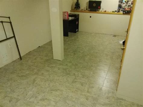 Basement Flooring Systems Quality 1st Basement Systems Photo Album Warm Comfortable Basement Floor Tiles In Clifton Nj