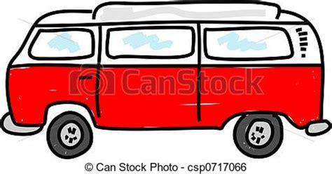 clip art camper van   cliparts  images