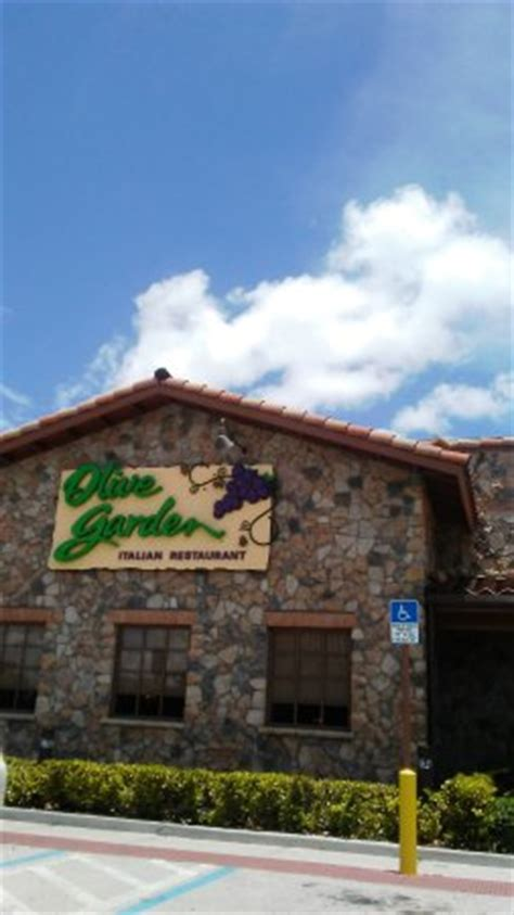 olive garden hialeah omd 246 om restauranger tripadvisor