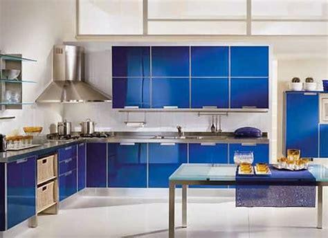 desain dapur nuansa biru corak dinding joy studio design gallery best design