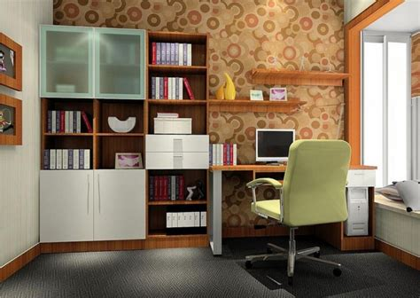 color for study room background wall bookcase
