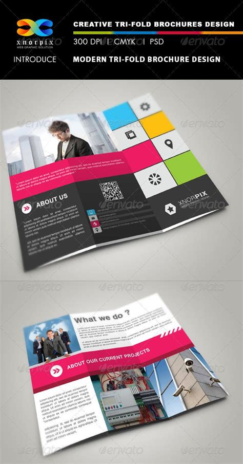 brochure layout in photoshop 26 best and creative brochure design ideas for your